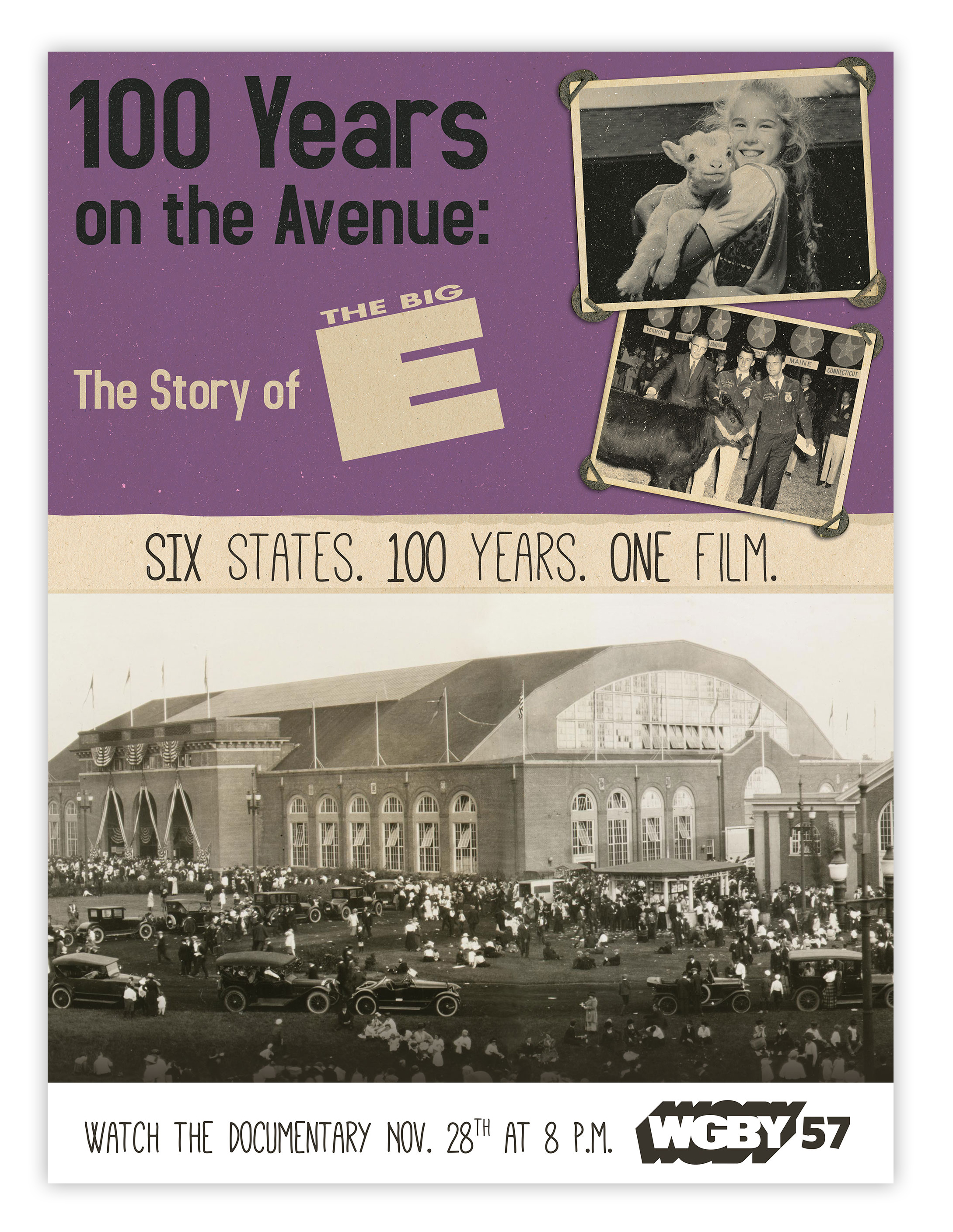 100 Years on the Avenue: The Story of the Big E (PBS Documentary)